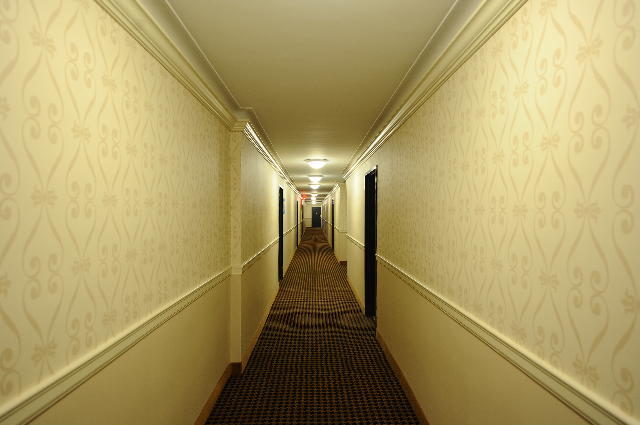 Hallways on Studio Apartment Floor Plans